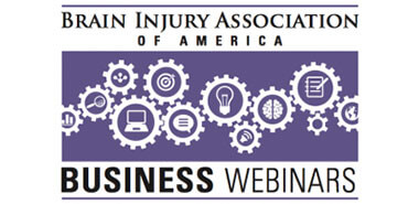 Business of Brain Injury Webinars