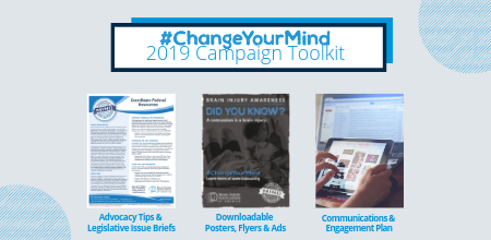 Change Your Mind Campaign Brain Injury Toolkit