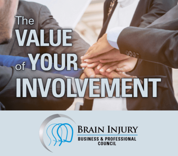 Brain Injury Business & Professional Council Brochure