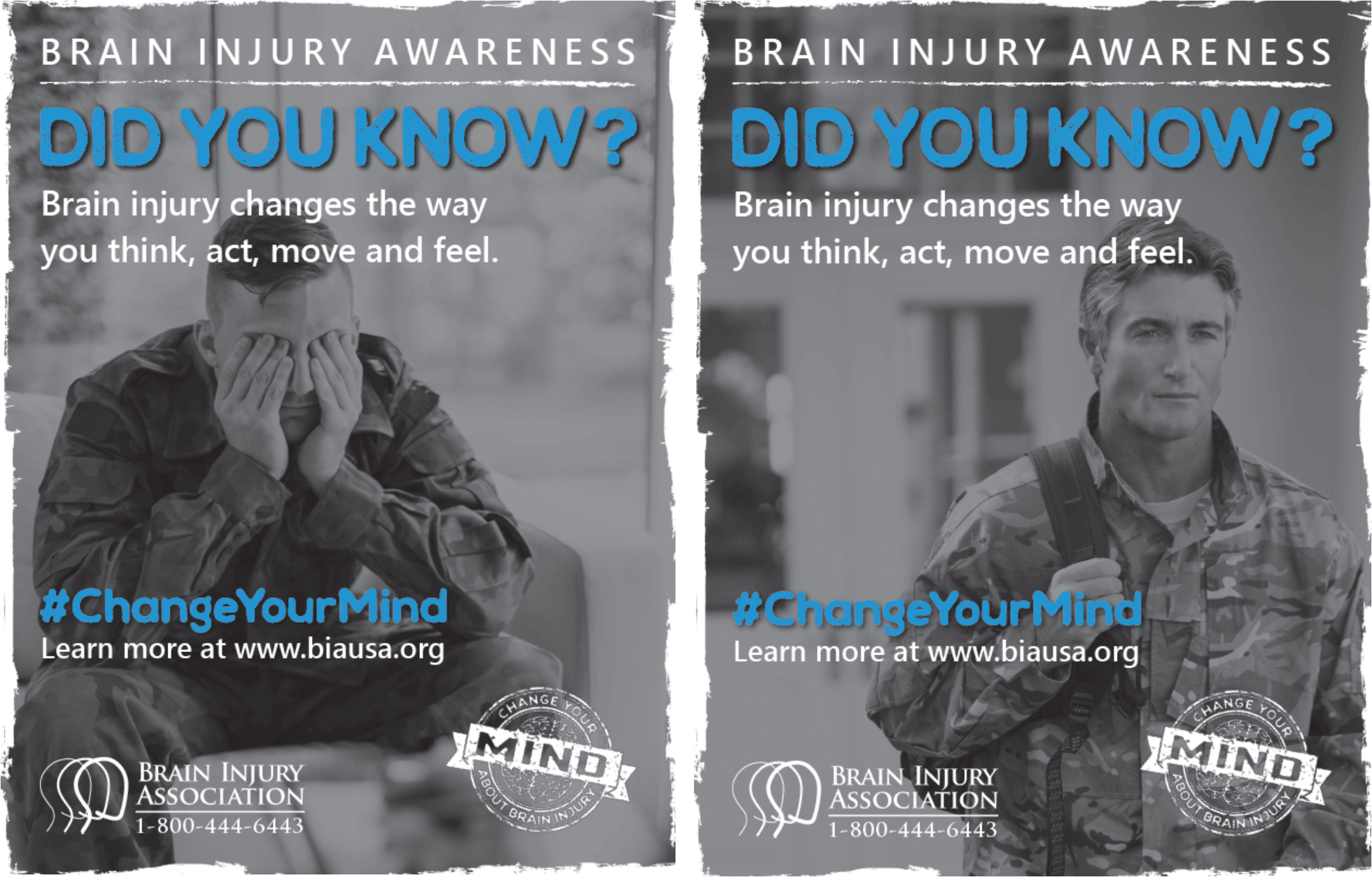 #ChangeYourMind Awareness Campaign: Think, Act, Move & Feel Download Preview