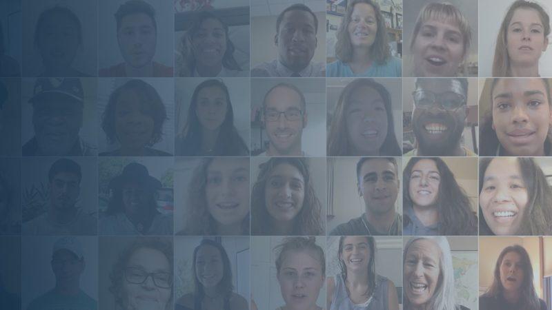 Faces of concussion survivors