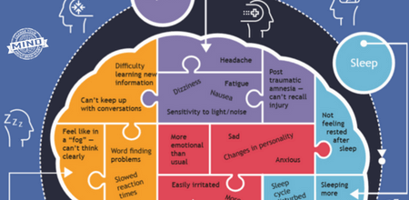 Concussion Infographics & Fact Sheets