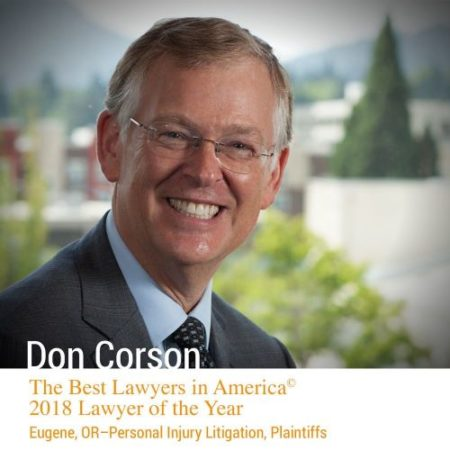 The Corson & Johnson Law Firm