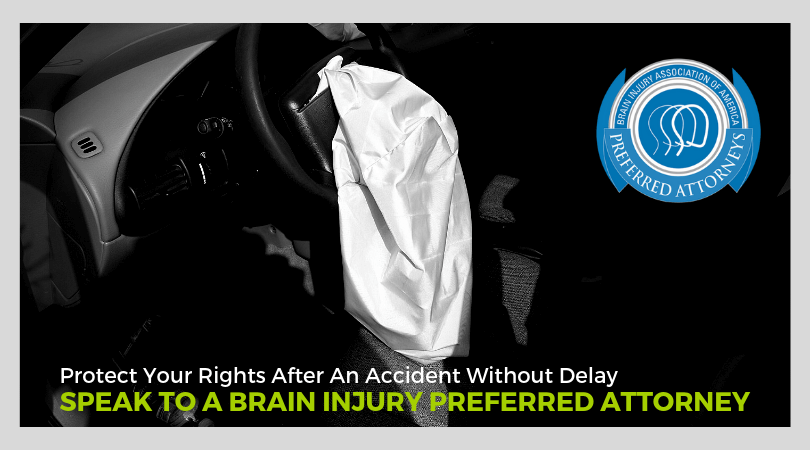 When should I contact a lawyer after sustaining a brain injury?