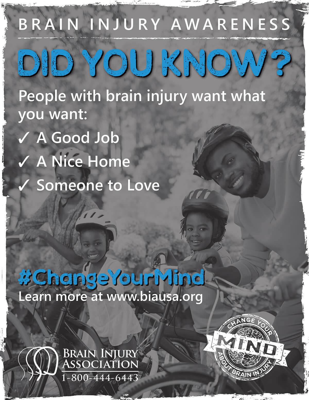 #ChangeYourMind Awareness Campaign: Someone to Love Download Preview