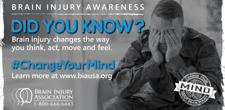 #ChangeYourMind Awareness Campaign: Think, Act, Move & Feel