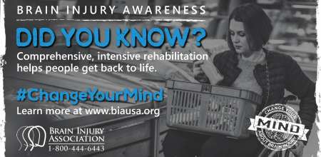 #ChangeYourMind Awareness Campaign: Back to Life