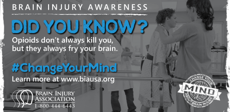 #ChangeYourMind Awareness Campaign: Recovery