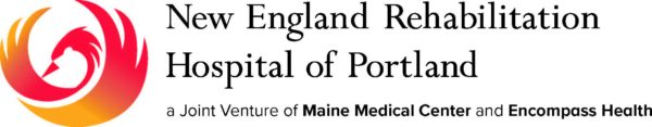 New England Rehabilitation Hospital of Portland Logo