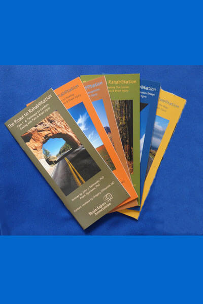 Road to Rehabilitation Booklet Set